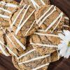 Java Sweets Coffee Flavored Cookies Iced Cinnamon Latte Cookie